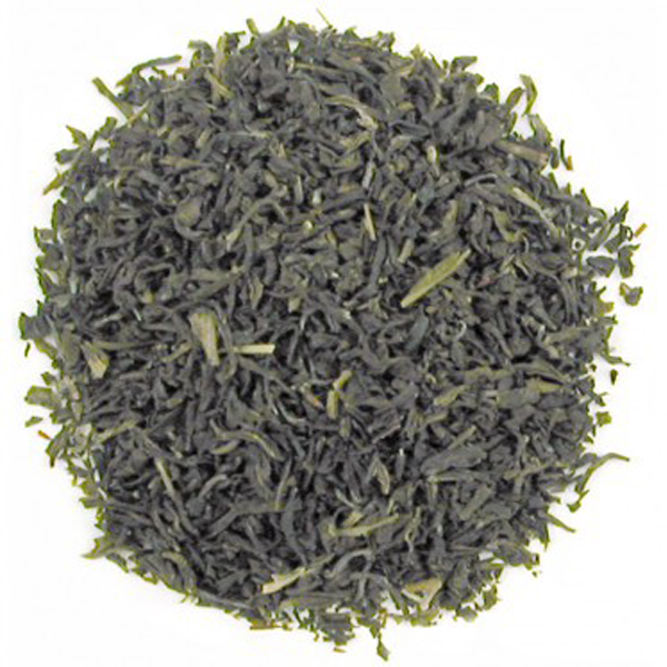Steamed Darjeeling Green