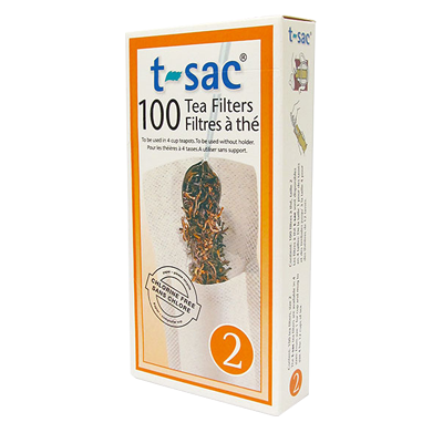 T-Sac Loose Tea Filter Size 2