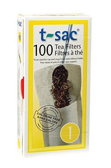 T-Sac Loose Tea Filter Size 1