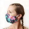Women/Tween Size Tabby Cat Face Mask