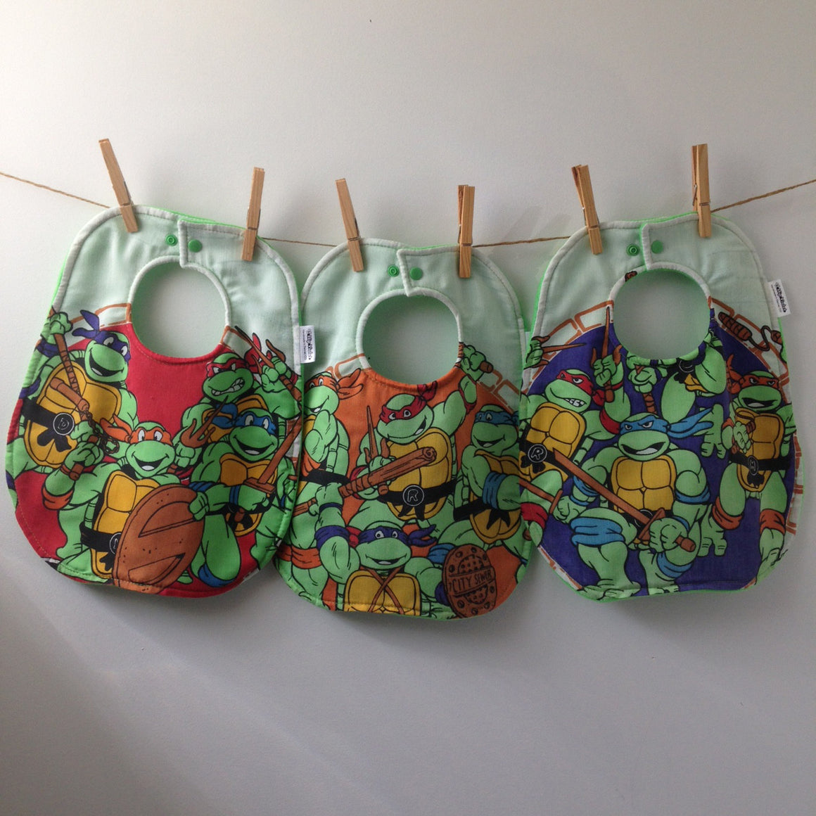 tmnt baby gift