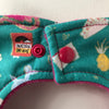 "Teal ""Fun Stuff"" Baby Bib"