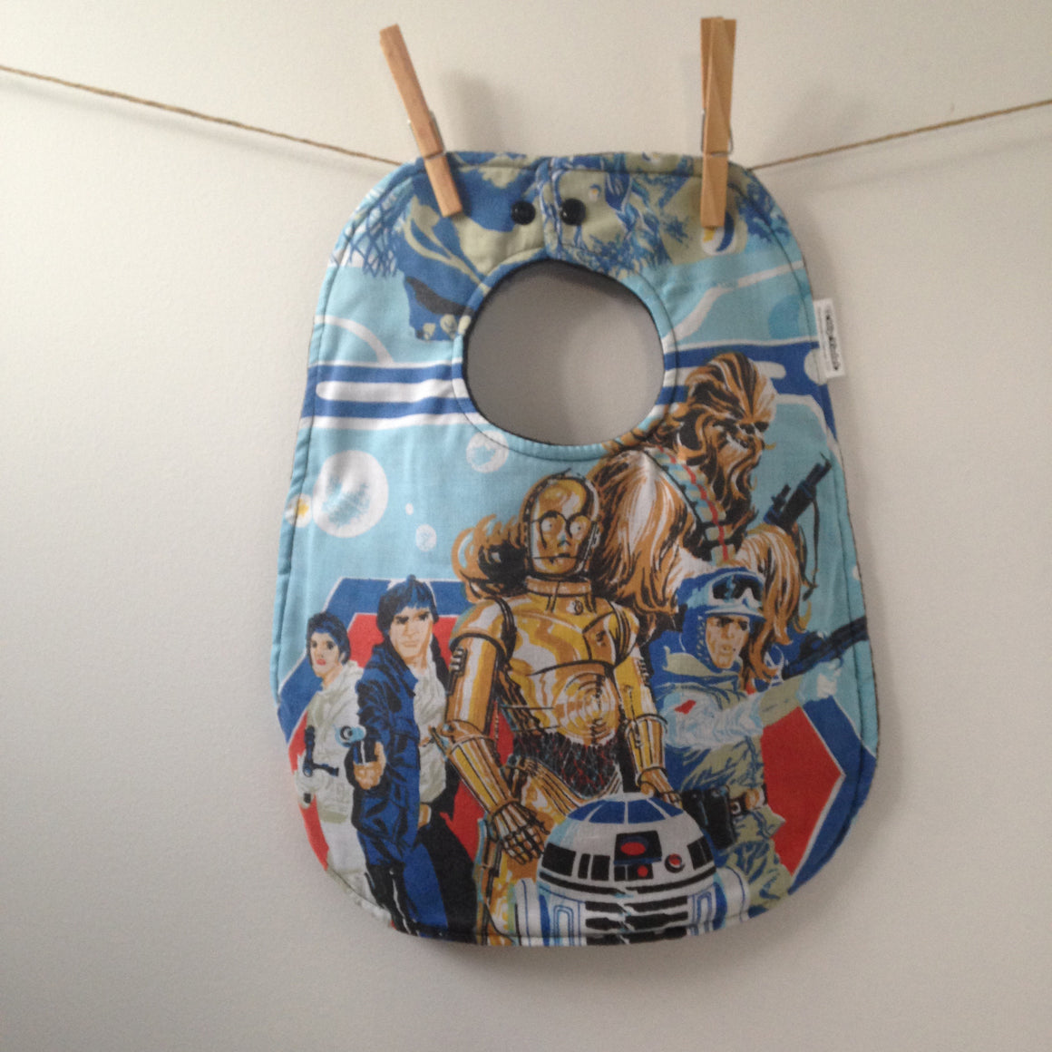 return of the jedi baby gift