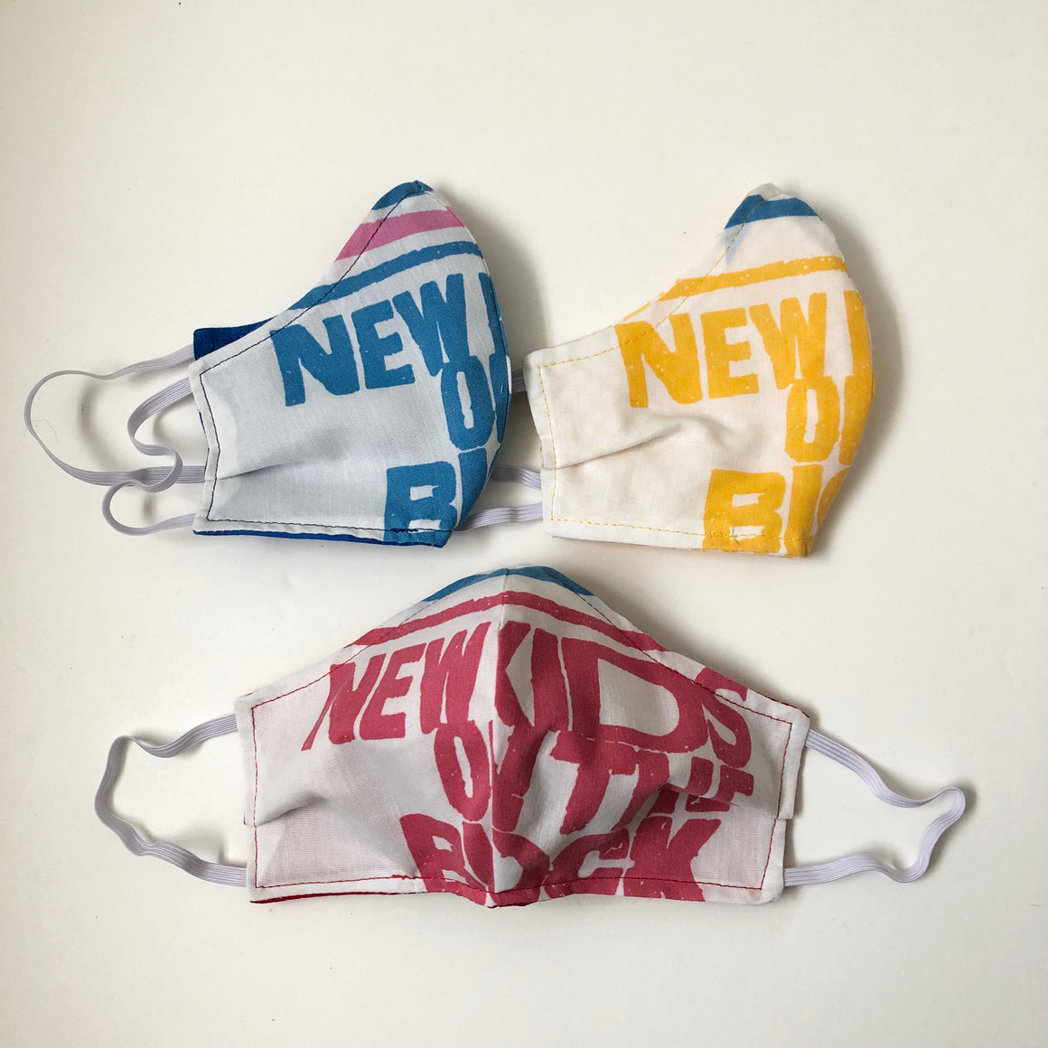 New Kids on the Block Face Mask