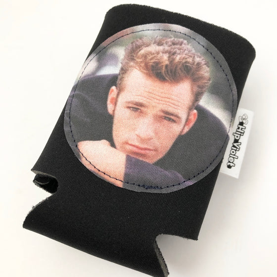 Beverly Hills 90210 Can Cooler - Luke Perry - Dylan McKay