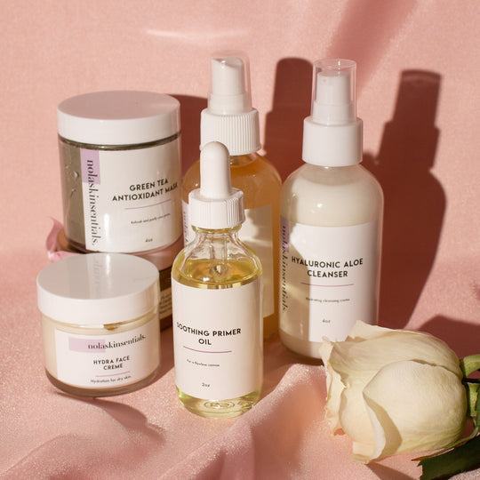 Skincare with Nolababe, Dee!