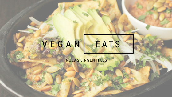 Vegan Eats with NOLA