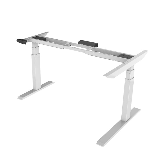 Loctek -  HAD3C CORNER HEIGHT ADJUSTABLE STANDING DESK FRAME - myergodesk