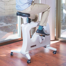 Load image into Gallery viewer, FLEXISPOT - ALL-IN-ONE DESK BIKES – DESKCISE PRO V9 - myergodesk