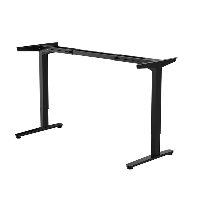 Loctek -  HAD2 HEIGHT ADJUSTABLE STANDING DESK FRAME - myergodesk