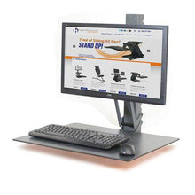 Load image into Gallery viewer, Health Postures - 6400 TaskMate EZ Computer Station - myergodesk