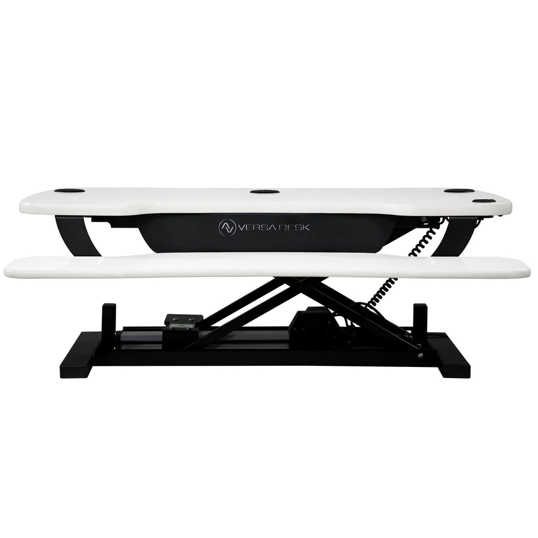 Versa - Power Desktop Standing Desk Converter - myergodesk