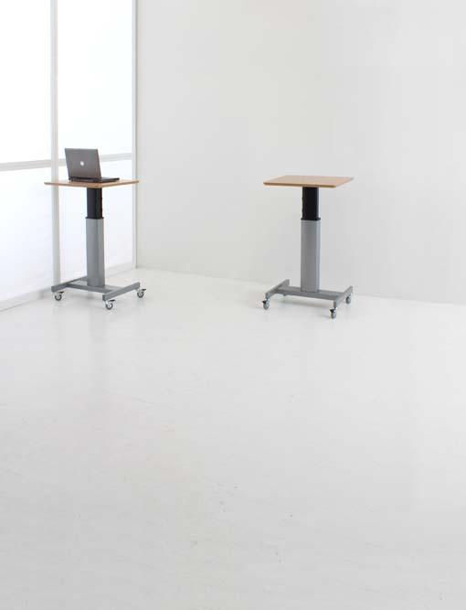 Electric Adjustable Standing Desk - Conset - 501-19 Center Style Electric Height Adjustable Desk