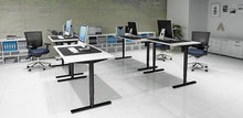Load image into Gallery viewer, Electric Adjustable Standing Desk - Conset - 501-49 Adjustable Frame Modern Electric Height Adjustable Desk