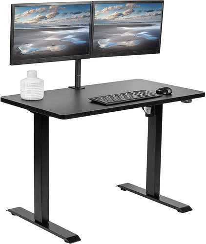 Electric Adjustable Standing Desk - VIVO - DESK-KIT-B04B  43
