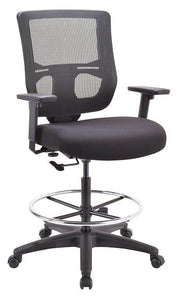 Ergonomic Chairs - Eurotech - Apollo II Extended Height Stool EHS5499