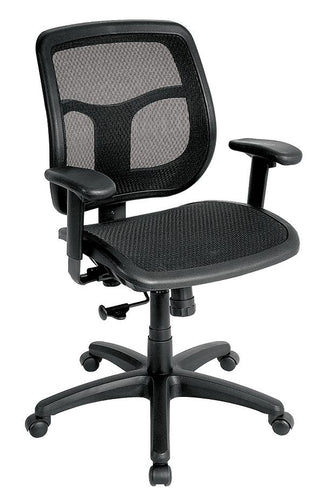 Ergonomic Chairs - Eurotech - Apollo Mesh Seat & Back MMT9300