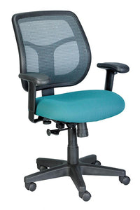 Ergonomic Chairs - Eurotech - Apollo Mid-Back MT9400