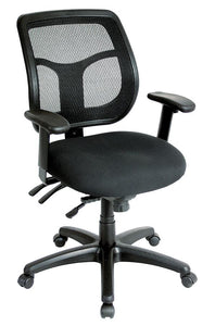 Ergonomic Chairs - Eurotech - Apollo Multi-Function MFT9450