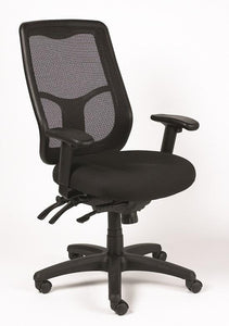 Ergonomic Chairs - Eurotech - Apollo Multi-Function With Ratchet Back MFHB9SL