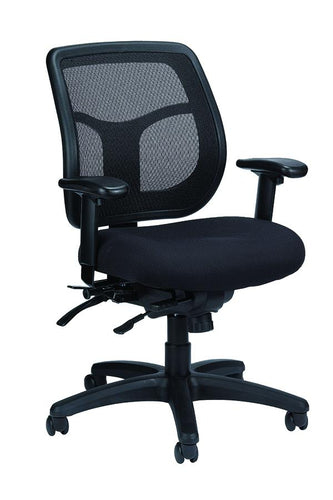 Ergonomic Chairs - Eurotech - Apollo Multi-Function With With Seat Slider MFT945SL