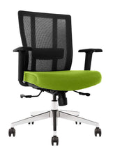 Load image into Gallery viewer, Ergonomic Chairs - GM Seating - Bitchair Ergonomic Mesh Office Chair