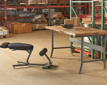 Load image into Gallery viewer, Ergonomic Chairs - Health Postures - 5050 Stance Move Sit-Stand Chair EXT