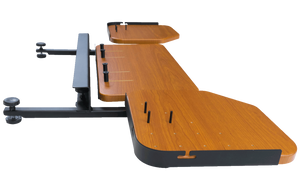 iMovR - Elevon Super-Ergonomic Desk Extension for Sit-Stand Desks - myergodesk