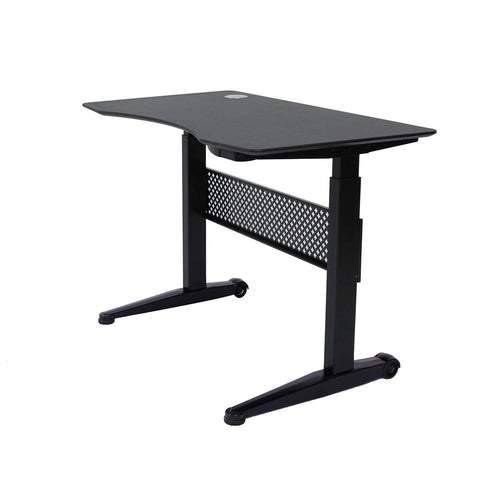 Pneumatic Adjustable Desks - ApexDesk - AirDesk Pneumatic Height Adjustable Desk