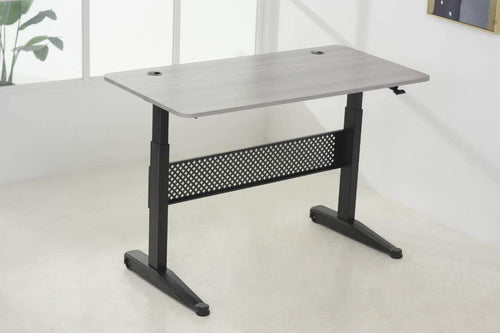 Pneumatic Adjustable Desks - ApexDesk Pneumatic Height Adjustable Desk 55