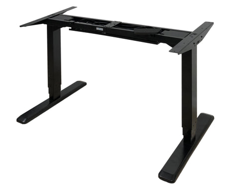 ErgoMax/Canary -Electric Height Adjustable Desk Frame w/Dual Motor,Tabletop Not Included - myergodesk