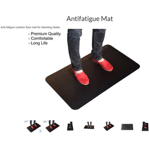 Premium Anti Fatigue Standing Mat - myergodesk