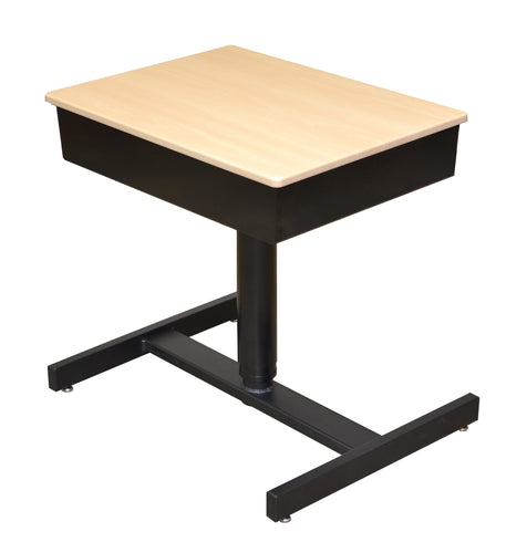 Student Height Adjustable Desk - Ergo Desktop - Kangaroo Kids Learning School Desk The Joey