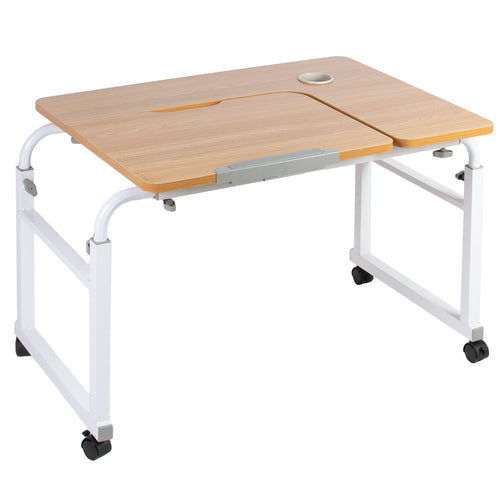 Student Height Adjustable Desk - VIVO - DESK-V202A Mobile Kids Desk