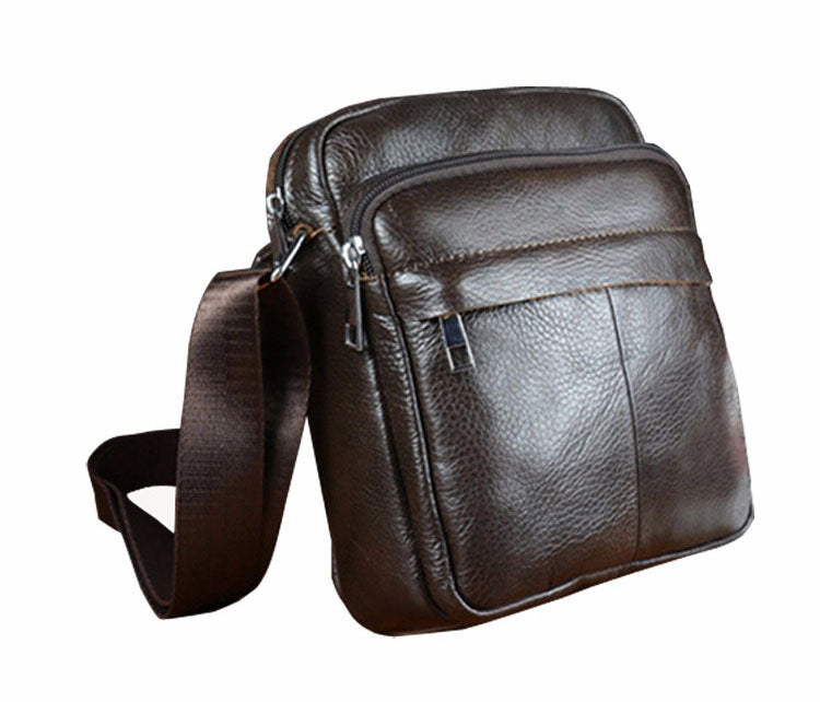 Genuine  Leather Organizing Bag