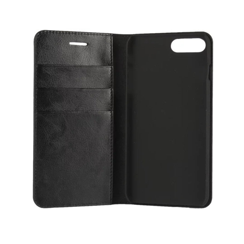 Luxury iPhone Leather Flip Case