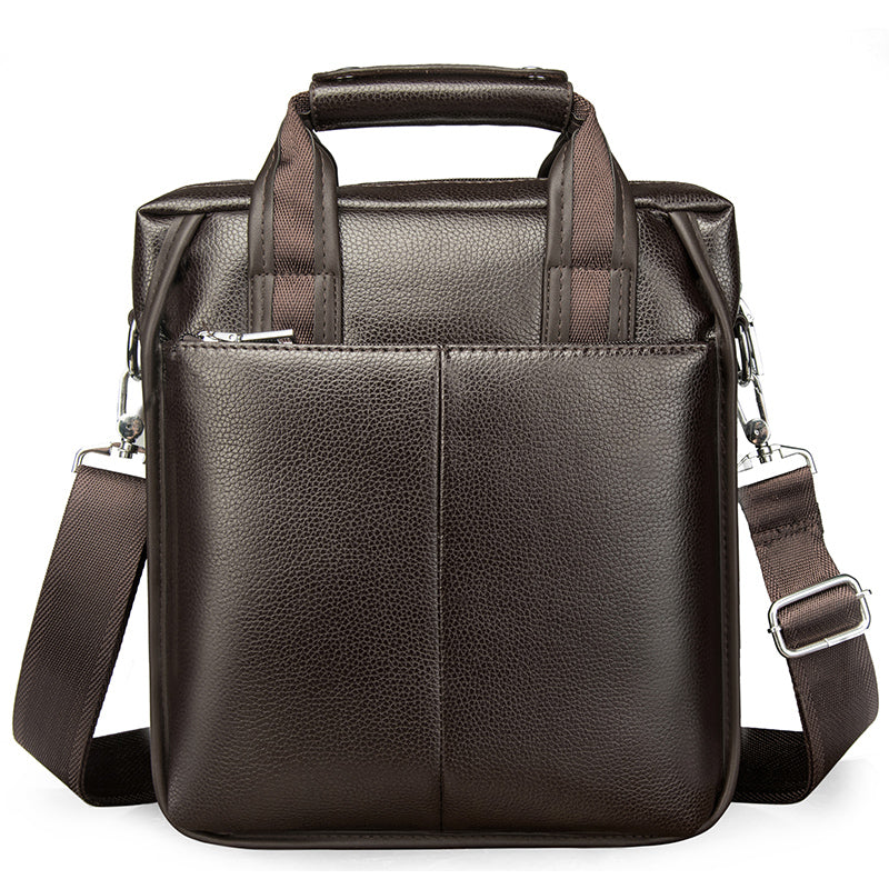 Business Leather Men's Bag