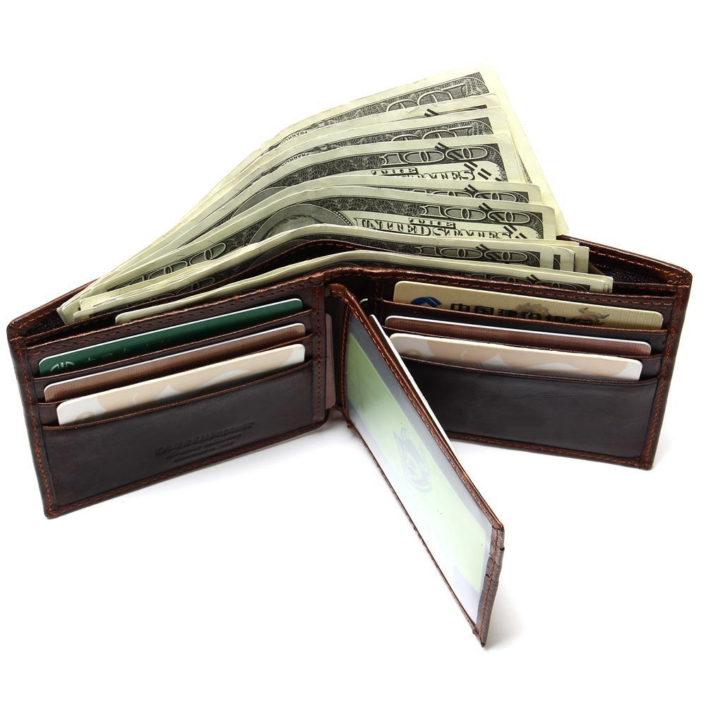 Leather Men's Fashion Wallet