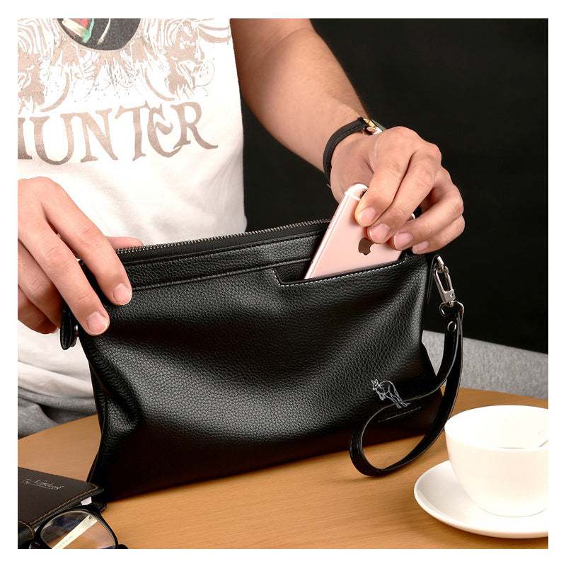 Classic Men's Clutch Bag