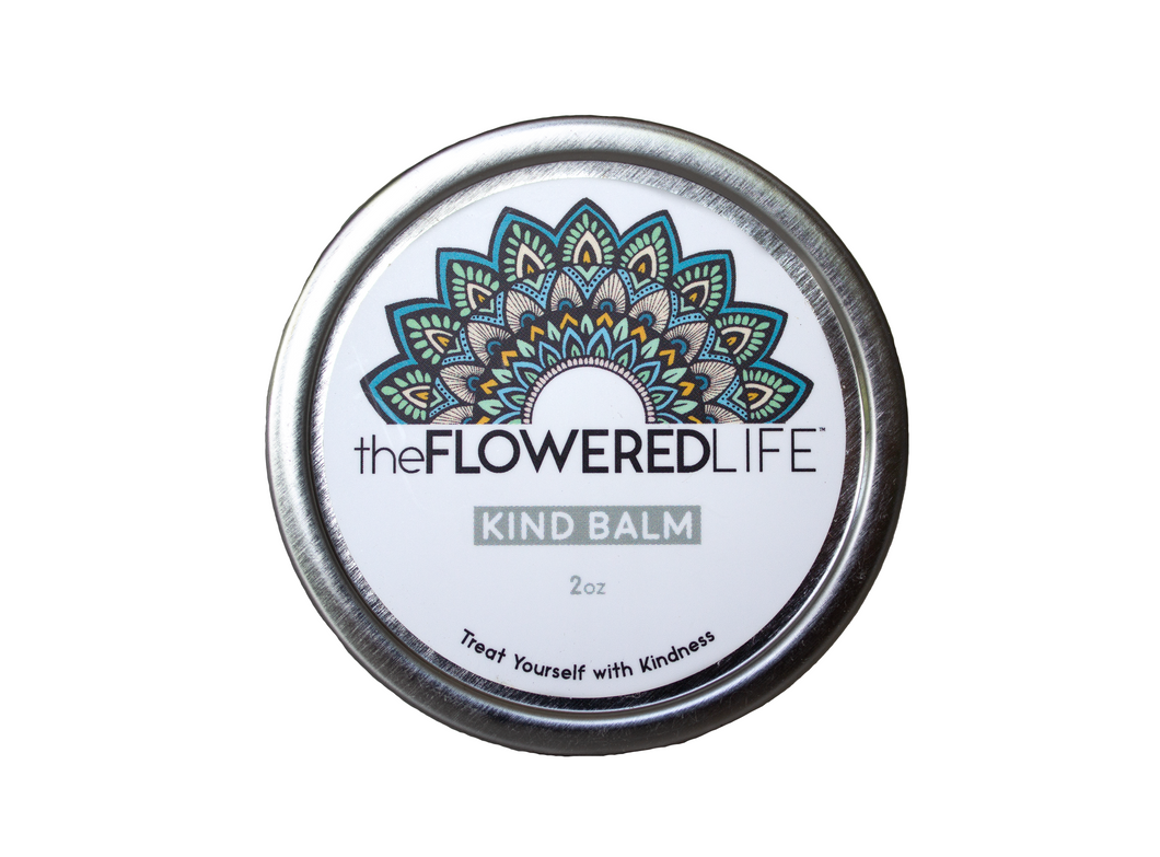 Kind Balm - The Flowered Life