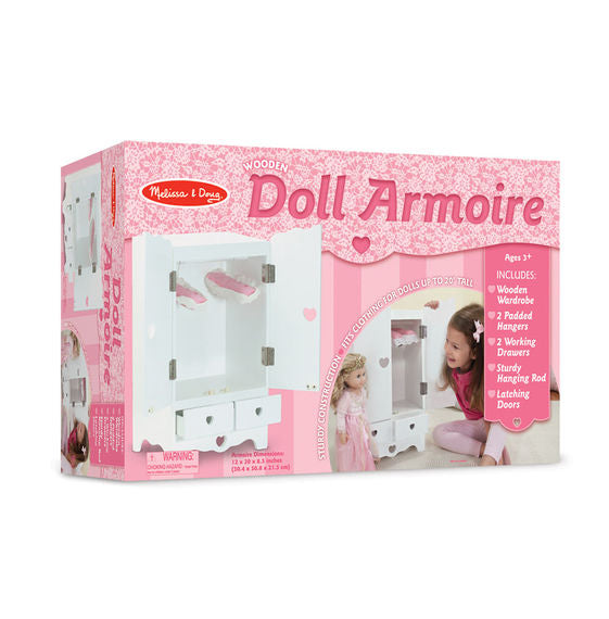 MD Doll Armoire
