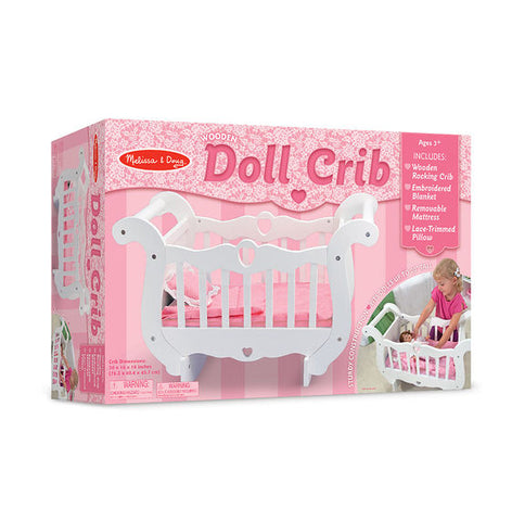 MD Doll Crib