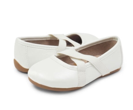 LL Aurora Shoes Pearl Shimmer