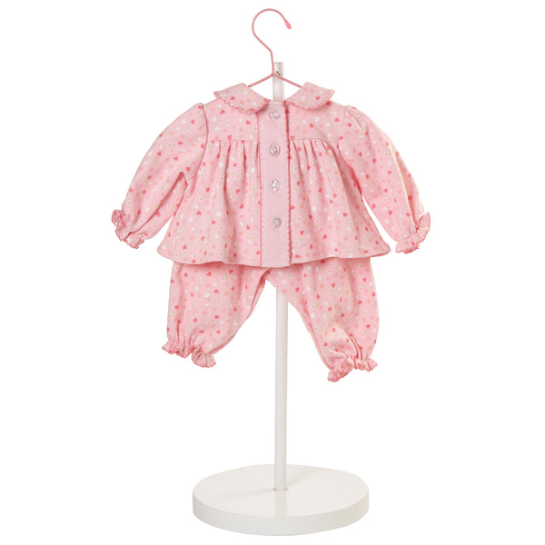 AD Pink Pajamas Set