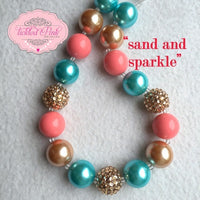 TPD Sand and Sparkle Necklace