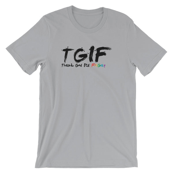 FriGay Short-Sleeve Unisex T-Shirt