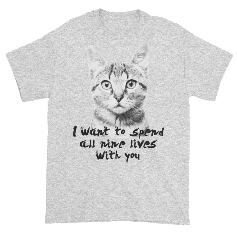 Nine Lives Short sleeve t-shirt