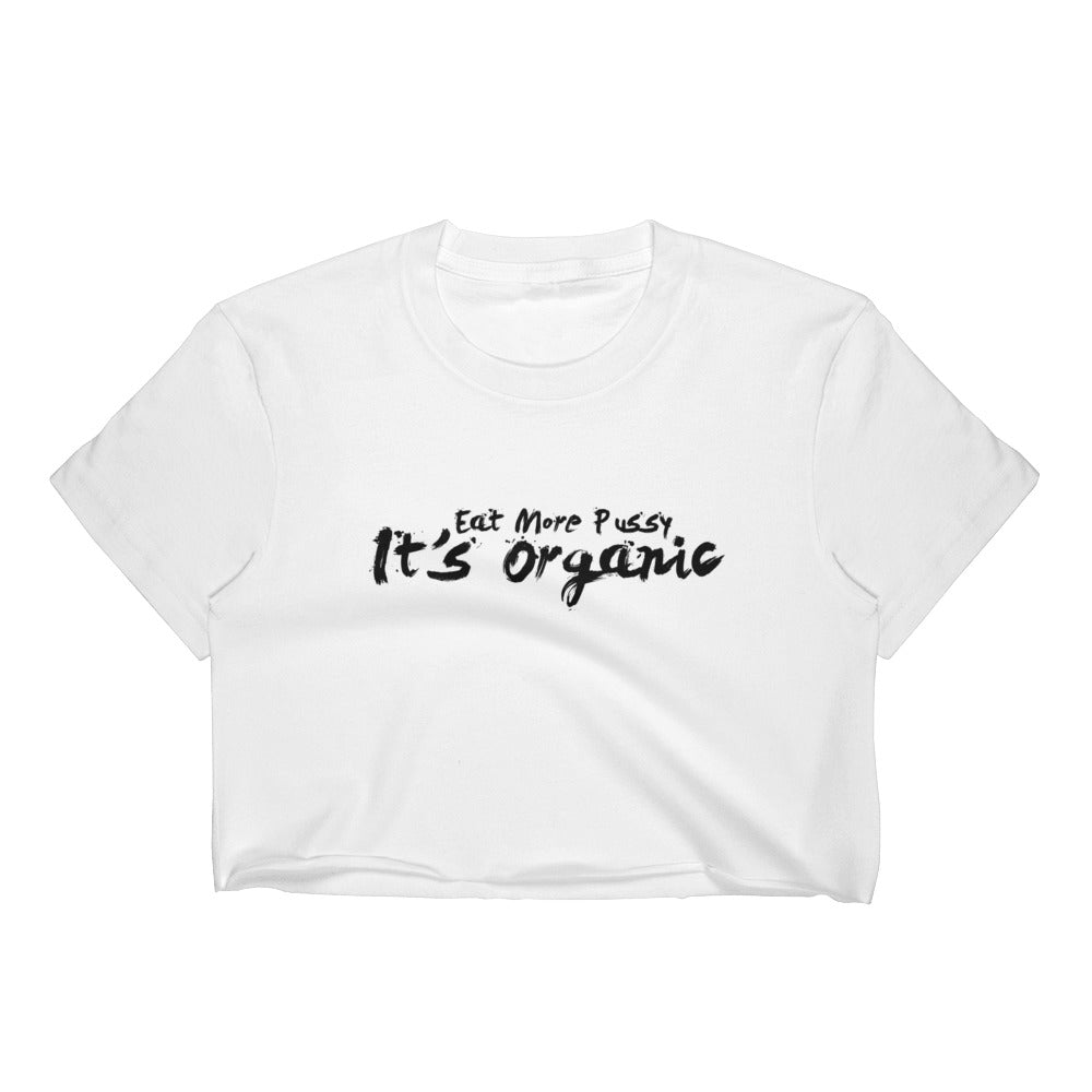 Organic Women's Crop Top