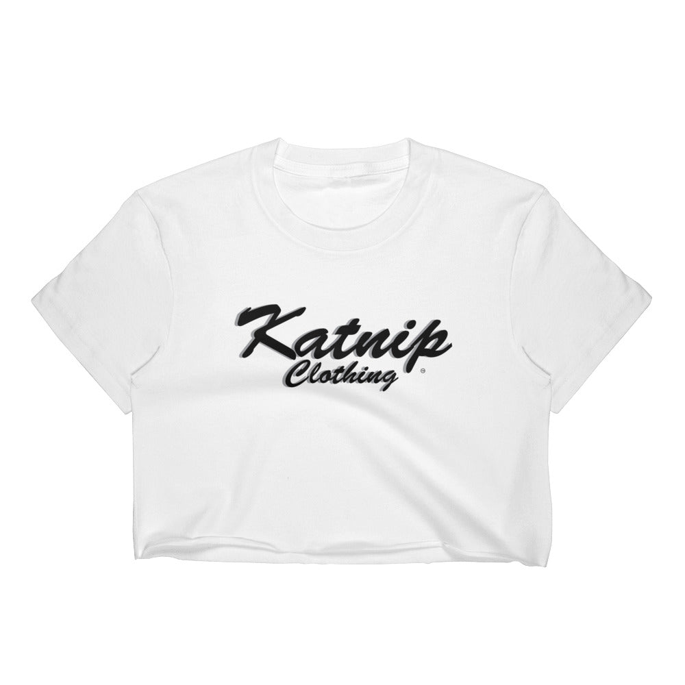 Katnip Clothing Women's Crop Top