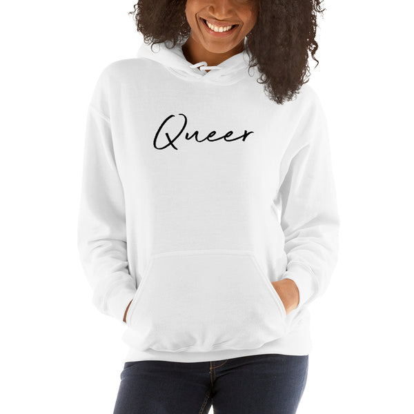 Queer Hooded Sweatshirt